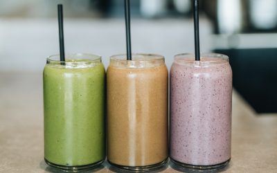 3 SMOOTHIES TO BOOST YOUR ENERGY LEVELS