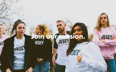MEET THE CO-FOUNDER OF JESEY