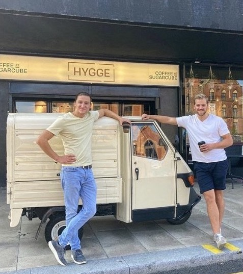 MEET THE OWNERS OF HYGGE COFFEE SHOP