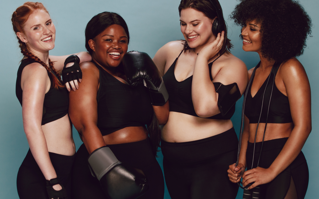 5 WAYS TO BE BODY POSITIVE DURING LOCKDOWN AND BEYOND