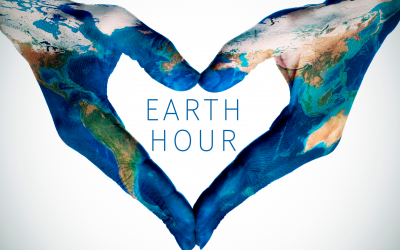 6 WAYS TO GET INVOLVED WITH EARTH HOUR