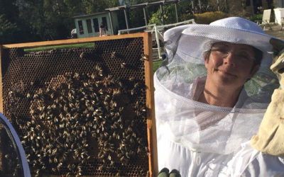 MEET THE OWNER OF THE HAPPY HIVE